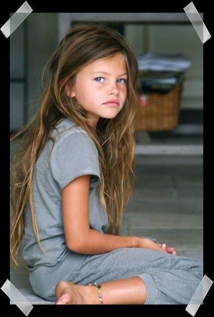 Thylane Blondeau Les Enfants Des Stars